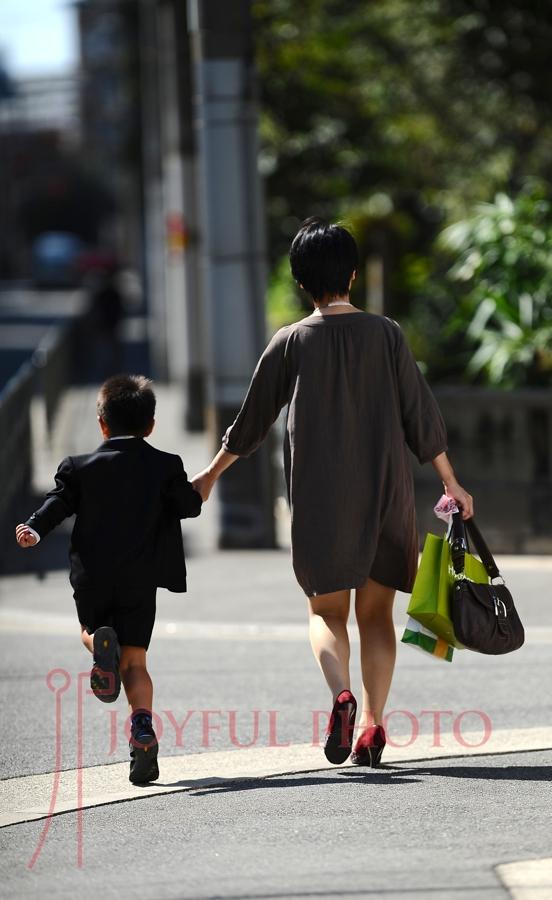 お母さんと子供