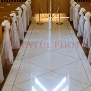 結婚式のリハーサル 教会