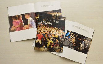 ZILCONIA 公式写真集