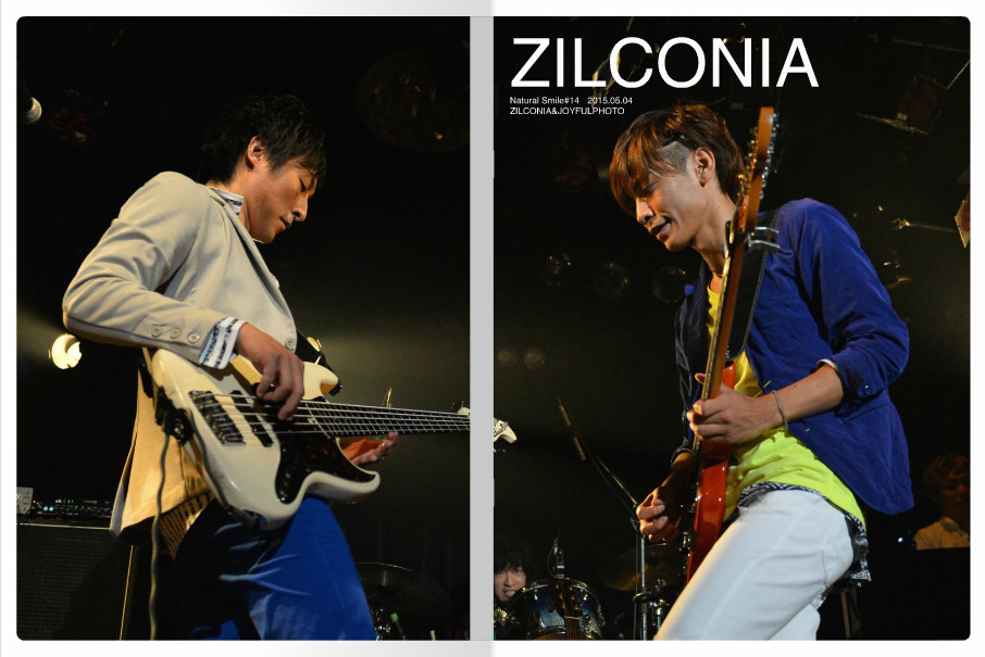 ZILCONIA公式セカンド写真集