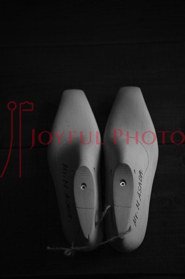 Ann. 靴のデザイン