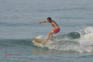 浜松でのサーフィン